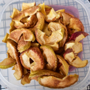 Dehydrated Apple Cinnamon Slices
