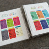 Monthly Goals Printable Planner Stickers