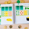 Luck O' The Irish Free Printable Planner Stickers