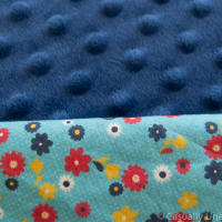 How to Sew a Minky Blanket