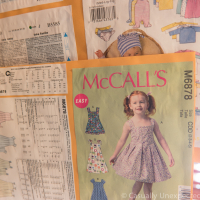 How to Store Sewing Patterns