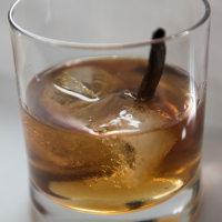Vanilla Infused Bourbon