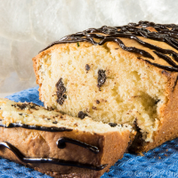 Chocolate Chip Cheesecake Bread