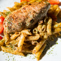 Mountain Man's Chicken Pasta