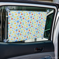 DIY Vehicle Window Shade